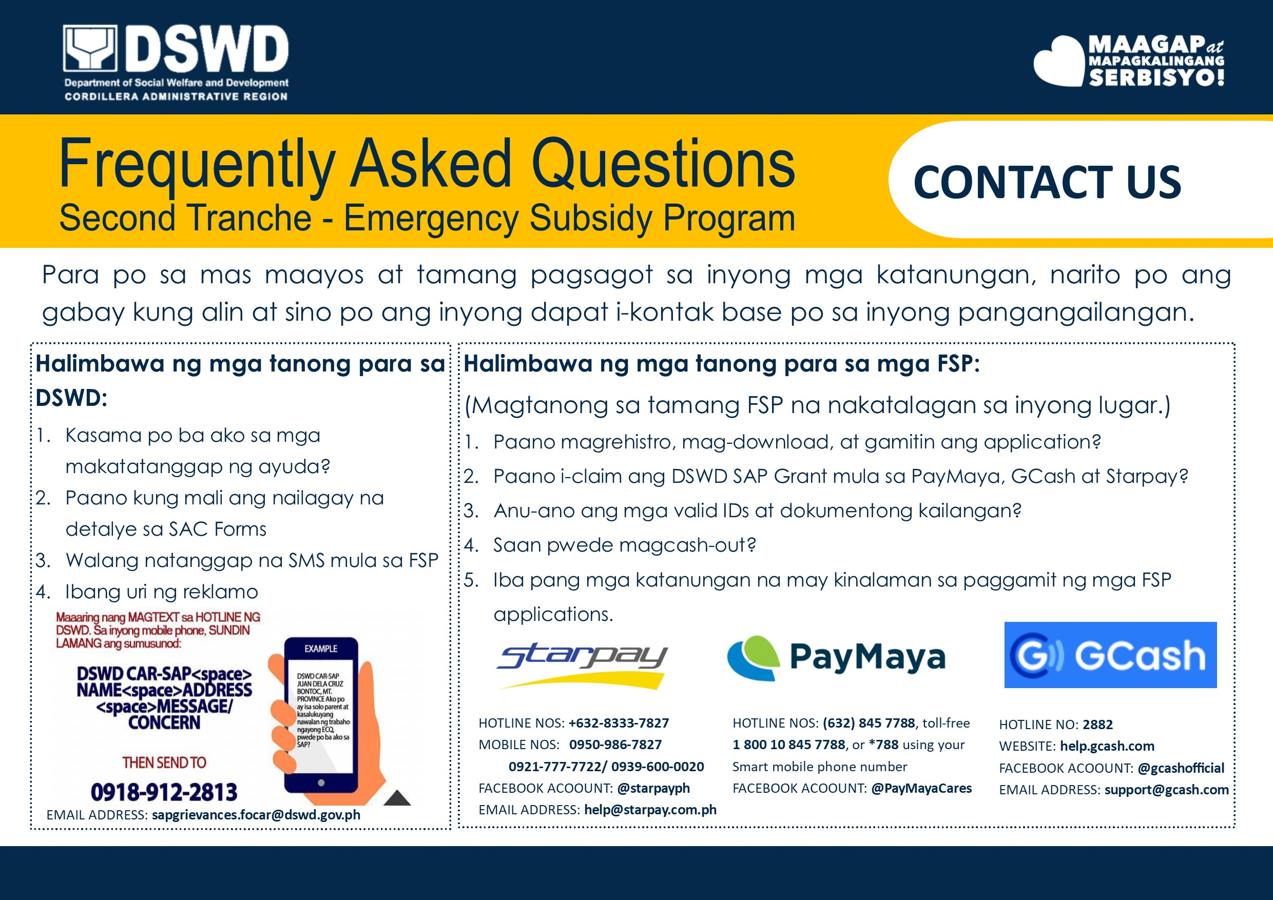 3. Contact Us